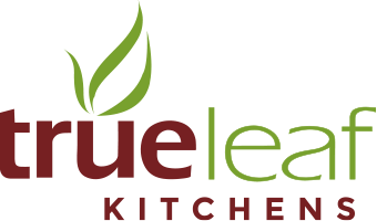 TrueLeaf Kitchens Logo