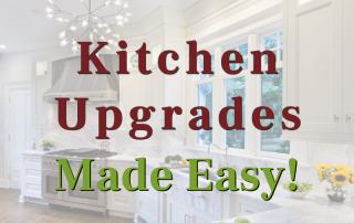 Kitchen Upgrades Made Easy! 5