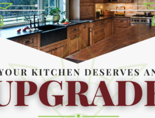 Your Kitchen Deserves an Upgrade!